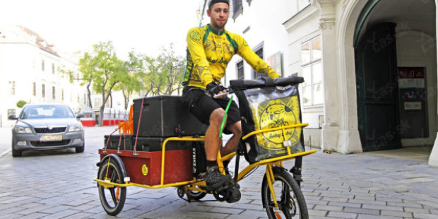 Cyklologistika – riešenie pre mestskú logistiku