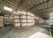 Minimum vnitřních sloupů maximalizuje skladovací kapacitu