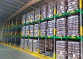 Spádový regál zlepšil logistické toky