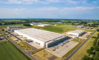 TitanX otevřelo distribuční centrum v CTParku Opole
