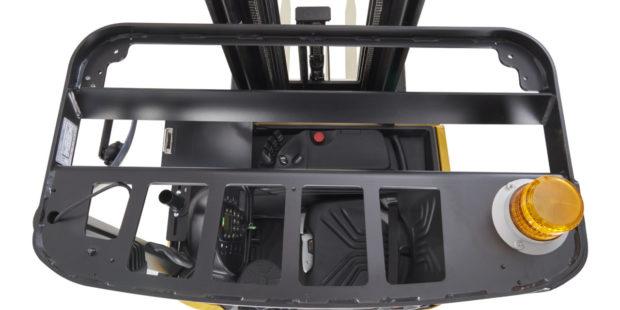 Yale rozšiřuje paletu úzkých vysokozdvižných vozíků