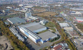 Revitalizace brownfieldu: Zahájena výstavba v parku Eastgate Prague