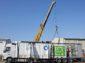 C.S.CARGO přivezlo velkokapacitní mobilní úložiště energie