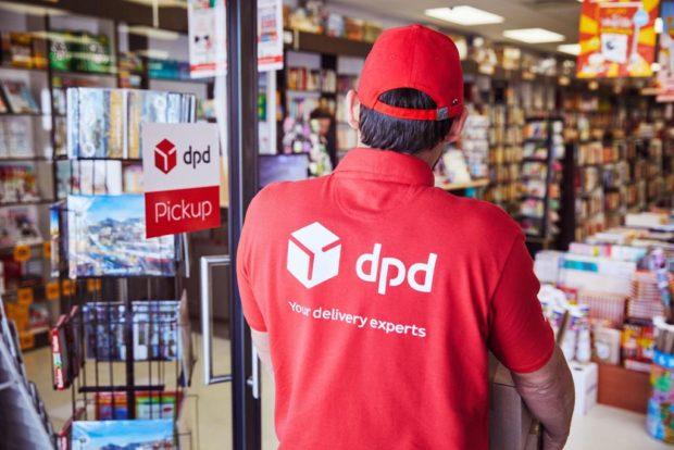 Společnost DPD využívá přes 750 výdejních míst ve spolupráci se Sazkou