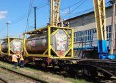 Přepravy fosforu spolu s partnery zajišťuje DB Schenker