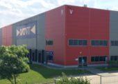 Nový sklad HP TRONIC pojme sortiment velkých domácích spotřebičů