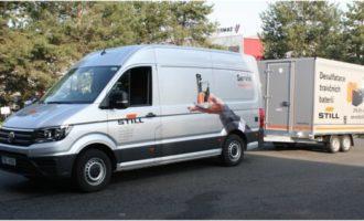 Cargometer pomáhá maximalizovat využití nákladového prostoru