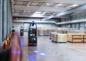 Virníky pro pohyb ve skladech i ergoskeletony pro ochranu pracovníků