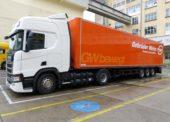 Gebrüder Weiss pro Henkel jezdí také na CNG