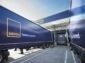 Celovozová přeprava skleněných fasádních modulů