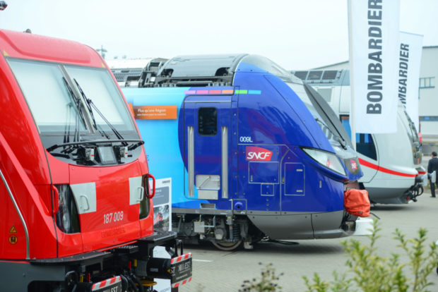 Bombardier Transportation sází na baterie Leclanché