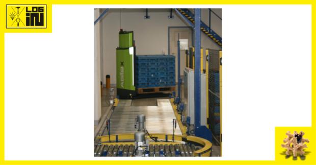 Autonomní vozík zvýšil efektivitu vnitropodnikové logistiky