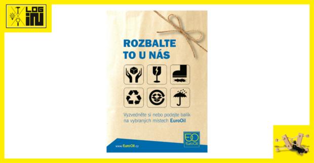 EuroOil nově nabízí možnost vyzvednutí balíku