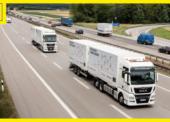 DB Schenker se podílí na testování digitálně propojených kamionů