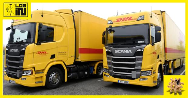 Pro Henkel vozí DHL v kamionech na stlačený zemní plyn