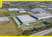 Předválečná základna nové využití jako průmyslová hala