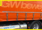 Gebrüder Weiss přidává nové nákladní vozy na LNG