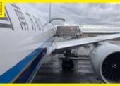 Dachser zorganizoval speciální charterové lety do Číny