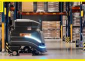 Úklid ve skladech DHL přebírají roboty od firmy Avidbots