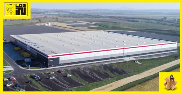 Centrální sklad nábytku firmy XLMX obsadil v P3 Lovosice