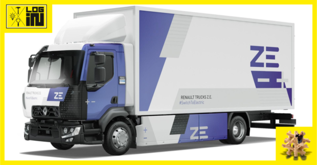 Skupina Delanchy potvrdzuje svoje záväzky v rámci elektromobility po boku Renault Trucks