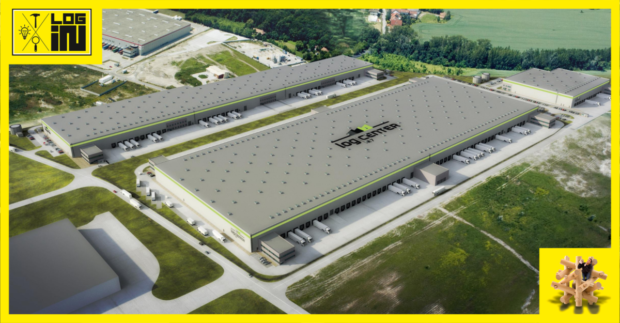 Diaľnica R7 už má svoje prvé logistické centrum, je ním LOG CENTER R7