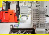 Obráběcí linky CNC Škody Auto zásobují roboty