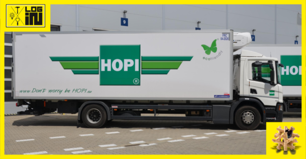 Ďalšie vozidlá Scania do flotily Hopi SK