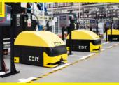 Česká automobilka nasadila nové roboty od slovenského výrobce