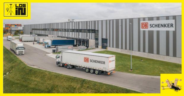 Platforma Drive4Schenker má vylepšit vytížení kamionů