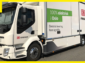 DB Schenker v Oslu sází na elektrická nákladní vozidla od Volva