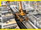 Baterie pro montážní linku v Kvasinách připravuje robot