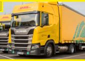 DHL zapojuje kamiony na LNG