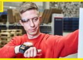 Implementace smart picking brýlí Picavi ve skladové logistice
