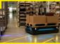 MiR500 znižuje náklady na prepravu v Schneider Electric