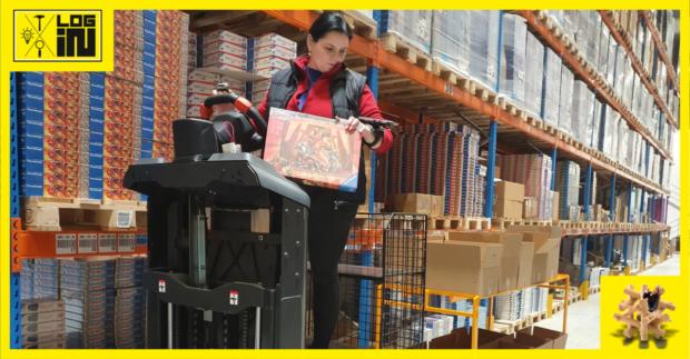 Kontraktná logistika a hračkársky priemysel