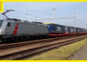 DSV rozšířilo pravidelnou železniční linku pro sběrnou službu