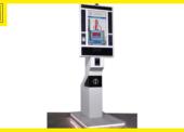 Bezobslužná elektronická recepce zjednodušuje správu návštěv