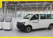 V zóně Pilsen Park West se otevírá nová výrobní hala pro Faurecii