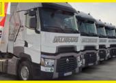 50 vozidiel Renault Trucks 520 T-High pre Dalitrans