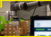 Uchopovač OnRobot VGC10 pomohol firme Designed Mouldings