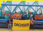 Dachser přepravil nadměrný náklad z Německa do jihovýchodní Asie