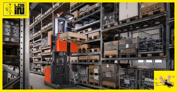 Logistický sklad DB Schenker v Dobřanech sází na baterie Li-Ion