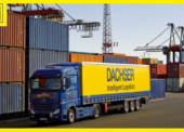 Kronospan a Dachser: Deset let spolupráce v odvětví s nízkými maržemi