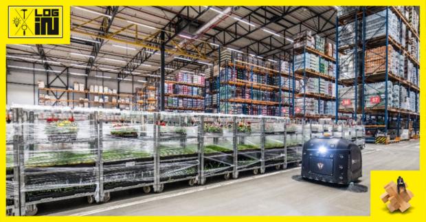 Albert testuje úklidové roboty v prodejnách i distribučním centru