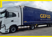 Alternatívny pohon v logistike v podaní firmy Gefco