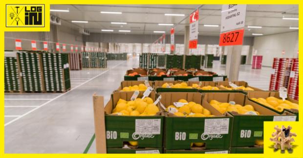 Jedno z největších logistických center Lidlu v Evropě pojme až 47 000 palet