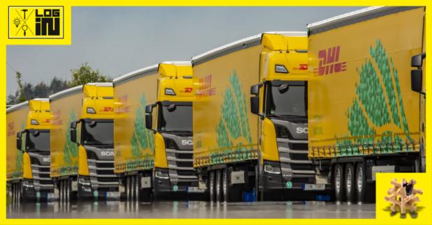 DHL rozšiřuje flotilu kamionů na LNG
