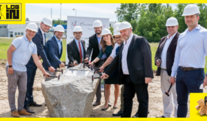 Eurostyle Systems bude mít v Tachově novou výrobní halu