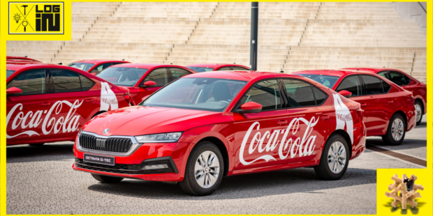 Coca-Cola HBC Česko a Slovensko pokračuje na Slovensku v obmene fleetu na ekologické vozidlá